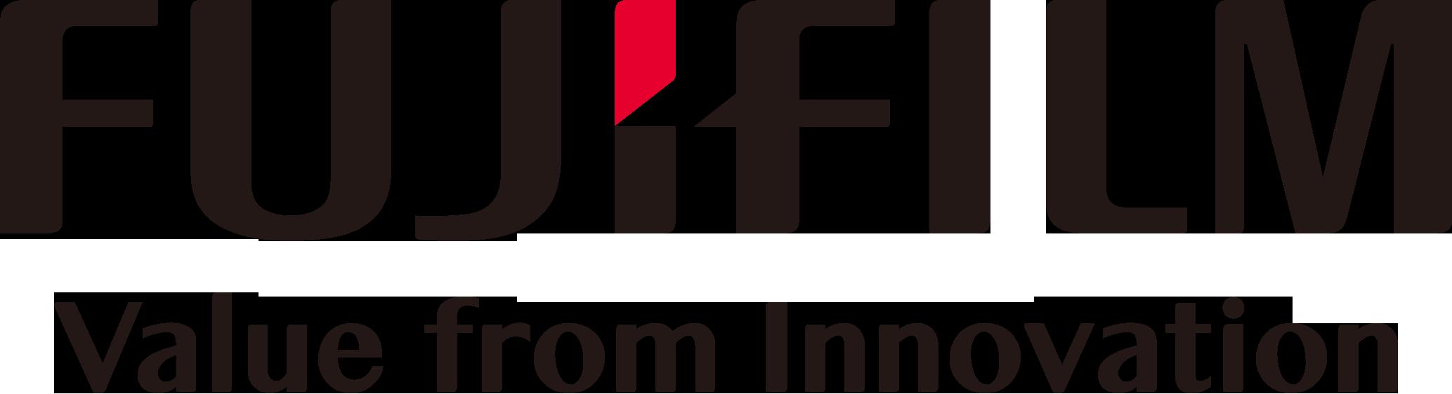 FUJIFILM black_Slogan_with_red